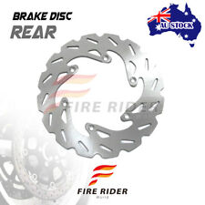 AU Rear MX Brake Disc Rotor For KTM EXC 250 SIX DAYS 09-16 10 11 12 13 14 15
