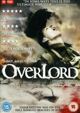 Overlord UK REGION 2 DVD