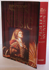 The Oxford Companion to Australian Music. Warren A. Bebbington (1997) Hardcover