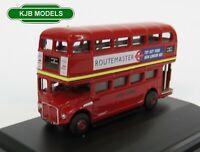 BNIB N GAUGE OXFORD DIECAST 1:148 NRM001 London Transport Routemaster Bus
