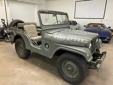 New listing  1952 Willys Jeep M38