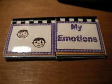 My Emotions Flip Cards Book Autism/Special Needs