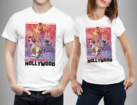 Once Upon a time in Hollywood Shirt Movie 2019 Rick Dalton  T-shirt
