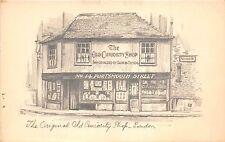 BR60778 the original old curiosity shop london  postcard uk
