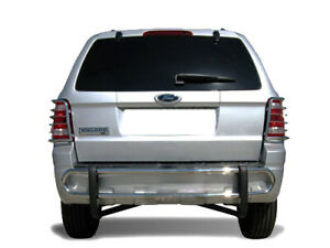 KASEI Fits 08-12 Escape Tribute Mariner STAINLESS Rear Bumper Double tube