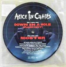 "Vinyl-Picture-Single: Alice In Chains ""Down In A Hole b/w Rooster"""