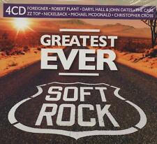 Greatest Ever Soft Rock 4 CD Set - 80 Hit Tracks (released July 3rd 2020)