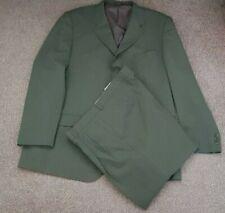 "Men's Green Two Piece Suit 40"" / 48"" (56)"