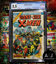 Giant Size X-Men #1 CGC 3.5 (Marvel) HIGH RES SCANS!