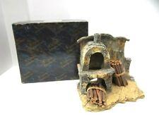 "Fontanini #94887 Fireplace for 5"" Heirloom Nativities Kb"