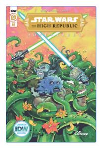 Star Wars High Republic Adventures #6 2021 SDCC Variant Exclusive PRESALE