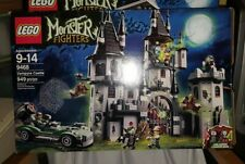 LEGO 9468 - Monster Fighters Vampyre Castle - NEW FACTORY SEALED BOX!! NIB