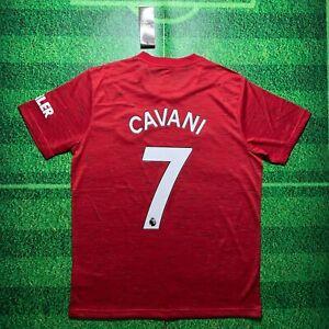 Edinson Cavani Manchester United 20/21 Home Jersey
