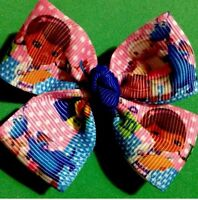 """Pink Camouflage 2/"""" Plus Magical Baby Hairbow USA SELLER"""