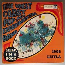 "The West Coast Pop Art Experimental Band  Vinyl, 7"" 1967 RARE !!!"