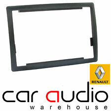 Connects2 CT24RT08 Renault Megane II 2006-09 Car Stereo Double Din Fascia Panel