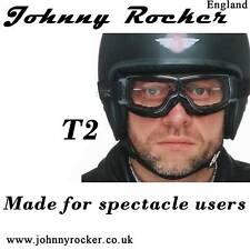 Davida Johnny rockeros Jeantet Aviador Gafas T2 para usuarios de gafas