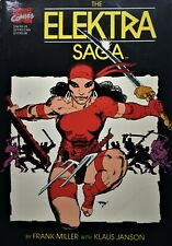 Marvel - Daredevil: The Elektra Saga (TPB, 1989 edition)
