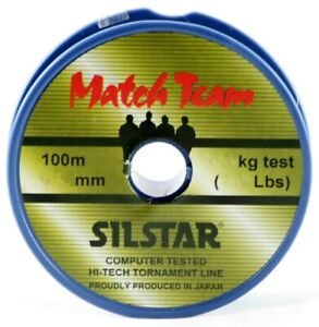 SILSTAR MATCH TEAM LINE (all sizes available) BRAND NEW FREE DELIVERY