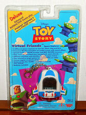 Toy Story Buzz Alien Virtual Friends Space Explorer 90's Electronic Game NEW
