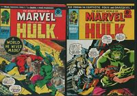 Mighty World of MARVEL Starring The Incredible HULK 1975 B10.470