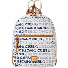Authentic Dooney & Bourke MLB Chicago Cubs Backpack