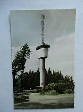 Ansichtskarte Heidelberg Königstuhl Fernsehturm mit Fahrstuhl