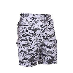 Rothco 67213 City Digital Camo BDU Shorts