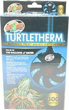 Zoo Med Turtletherm Automatic Preset Aquatic Turtle Heater, 300 Watt, Up to 100