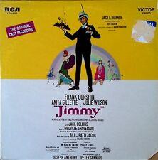 JIMMY - RCA LP - FRANK GORSHIN - ORIGINAL CAST - 1969 - STILL IN SHRINK WRAP