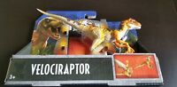 Jurassic World 2 Fallen Kingdom Legacy Collection Velociraptor Figure Toy Mattel
