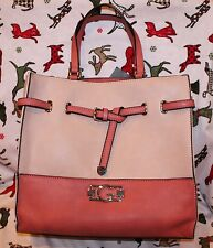 New! G by Guess Brand - Large Purse/Tote -  Style: Tudor Carryall - VY133723