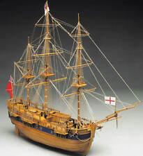 Mantua HM Endeavour Bark 1768 Scale 1:60 - Captain James Cook's Famous Ship!