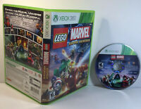 LEGO Marvel Super Heroes (Microsoft Xbox 360, 2013) No Manual