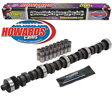 "HOWARD'S 3000-6600 RPM Ford 351C-351M 287/293 640""/649"" 110° Camshaft & Lifters"