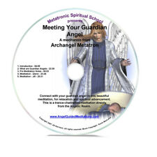 Angel Guided Meditation CD No 1 - MEET YOUR GUARDIAN ANGEL - ARCHANGEL METATRON