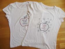 2 Tee shirts STEVE JOBS coton 12 ans Apple Fruit of the loom