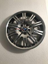 BMW M Felge Wanduhr M3 Led Beleuchtung
