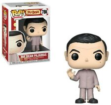 Mr. Bean Pop! Funko Mr. Bean Pajamas Vinyl Figure Television n° 786