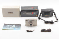 [N Mint+++] Contax Tix Point & Shoot APS Film Camera 28mm f/2.8 Lens From Japan