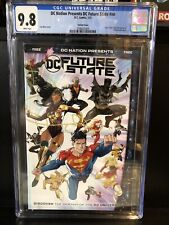DC NATION PRESENTS DC FUTURE STATE #NN CGC 9.8 ONE PER STORE VARIANT LCSD