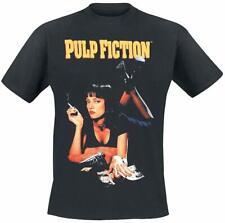 Pulp Fiction - Classic Poster - Official Mens T Shirt