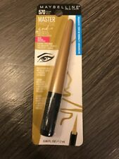 Maybelline New York Master Precise Ink Metallic Liquid Liner, Solar Gold, 0.0...