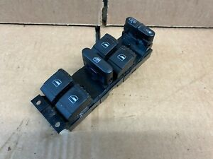 FORD GALAXY MK2 (00-06), DRIVERS FRONT 4-WAY ELECTRIC WINDOW SWITCH, 7M6959857B
