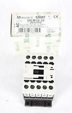 New DILM12-10 Moeller  240V 50HZ Contactor 276819