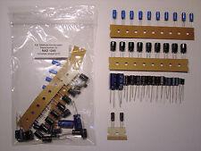 NAD 1240 Verstärker Elko-Satz kpl.Kondensator recap caps recapping complete kit