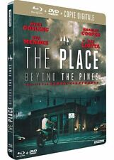 Blu Ray + DVD : The place beyond the pines - Ed Steelbook - Lire Annonce