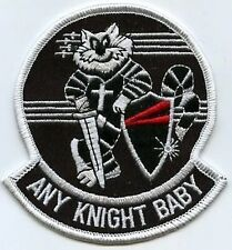 F14 TOMCAT 1st SQN DEPLOYED IN PERSIAN GULF VF-154 ANY KNIGHT BABY INSIGNIA