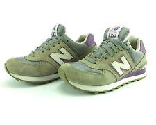 NEW BALANCE 574 B WL574CPG Grey Purple S US 7
