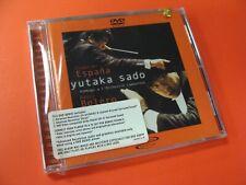 Yutaka Sado Chabrier Espana Ravel Bolero DVD Audio Audiopile Disc Brand NEW